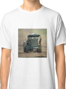 Gun Tractor  Classic T-Shirt