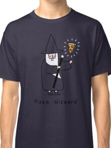 Pizza Wizzard Classic T-Shirt