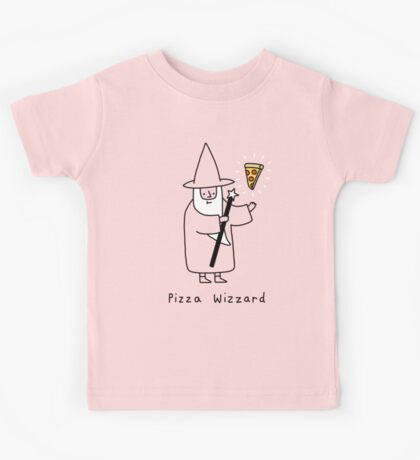 Pizza Wizzard Kids Clothes