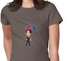 RAIN - Solo Chibi Fara Womens Fitted T-Shirt