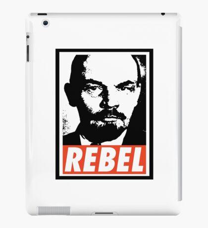 Lenin REBEL (OBEY RIPOFF) iPad Case/Skin