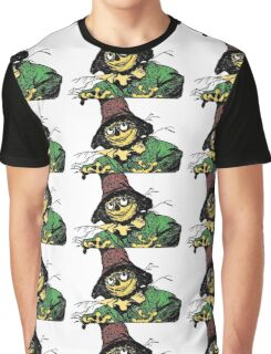 Scarecrow of Oz Graphic T-Shirt