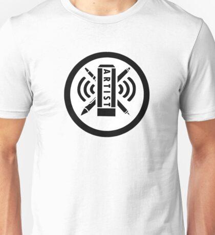 Artist Symbolism Unisex T-Shirt