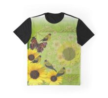FINCHES Graphic T-Shirt