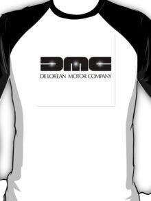 DeLorean Motor Co. logo T-Shirt