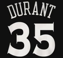 Kevin Durant One Piece - Long Sleeve