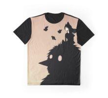 Solitude Flight Graphic T-Shirt