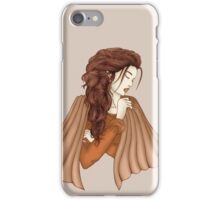 The Lady iPhone Case/Skin