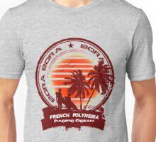 Nice Paradise Beach Unisex T-Shirt