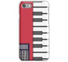 Funky synth iPhone Case/Skin