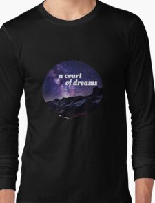 A Court of Mist and Fury - Velaris  Long Sleeve T-Shirt