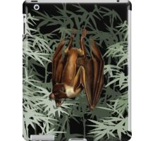 Flying Fox Bat in Bamboo Forest iPad Case/Skin