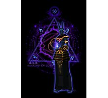 ☼ ☥  Anput, Guardian of Lore ☥ ☾  ~ (Anubis' Feminine Aspect) Photographic Print