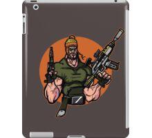 Smuggler Bro Joins the Battle iPad Case/Skin