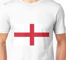 Flag Of England And Church Of England Flag Unisex T-Shirt