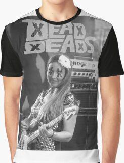Daisy Dead Graphic T-Shirt