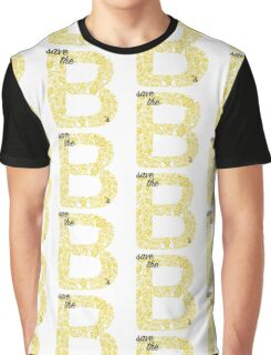save the B's Graphic T-Shirt