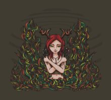 Daughter of Cernunnos by Leah McNeir