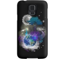 Cosmic geometric peace Samsung Galaxy Case/Skin