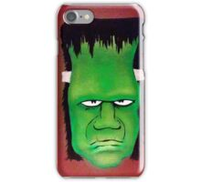 Frank acrylic painting iPhone Case/Skin