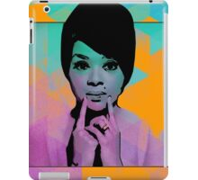Tammi Terrell - All I Do Is Think About You iPad Case/Skin