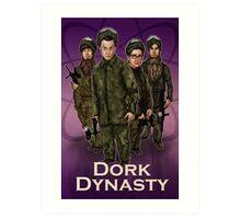 Dork Dynasty Art Print