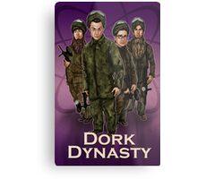 Dork Dynasty Metal Print