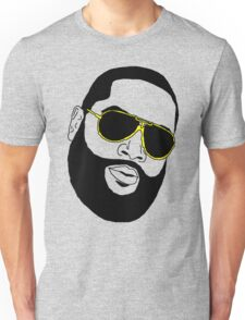 Badly Drawn Rick Ross Unisex T-Shirt