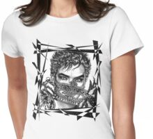 Warlock Masquerade Womens Fitted T-Shirt