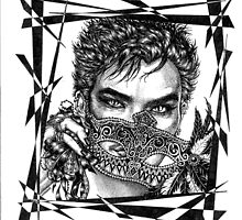Warlock Masquerade by LKBurke29
