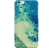 Still raging water iPhone Case/Skin