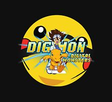 digimon with pokeball Unisex T-Shirt