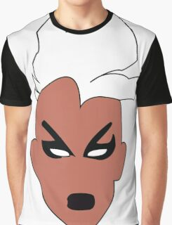 A Raging Storm (Windrider) Graphic T-Shirt