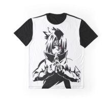 SASUKE Graphic T-Shirt