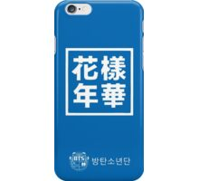 BTS HYYH - Blue iPhone Case/Skin