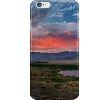 Eastern Sierra Sunset iPhone Case/Skin