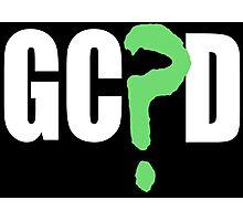 GC?D Photographic Print