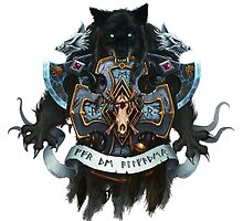 Wolves of Fenris by eupackartof40k