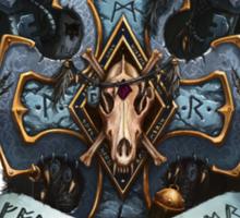 Wolves of Fenris Sticker