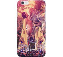 Emma Lath (Solas & Lavellan) iPhone Case/Skin