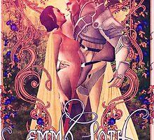 Emma Lath (Solas & Lavellan) by nero749