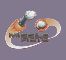 Missile Fists Kids Clothes
