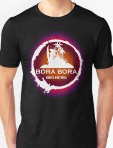 Bora Bora Angel's Paradise Unisex T-Shirt