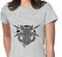 Boar of a time Womens Fitted T-Shirt