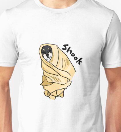 Shook Doggo Unisex T-Shirt