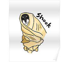 Shook Doggo Poster