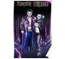 Harley Quinn & Suicide Squad  Poster