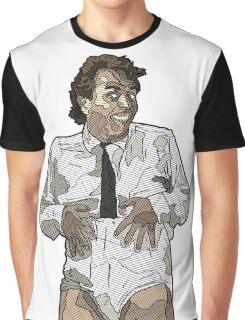 Rik Mayall Graphic T-Shirt