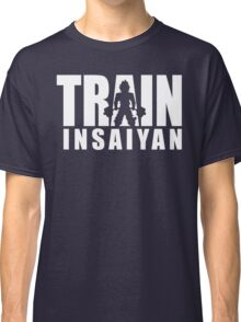 TRAIN INSAIYAN (Deadlift Iconic) Classic T-Shirt