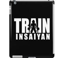 TRAIN INSAIYAN (Deadlift Iconic) iPad Case/Skin